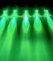 Led 5mm. color Verde